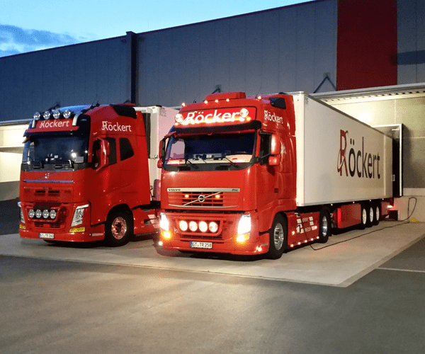 Röckert Internationale Spedition + Logistik GmbH & Co. KG